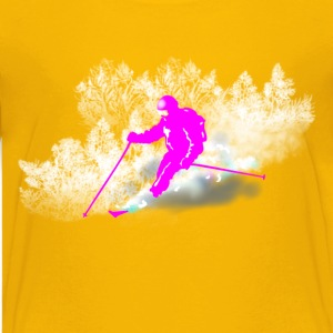 freeride T-Shirts - Teenager Premium T-Shirt