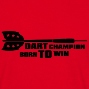 Dart Champion T-Shirts - Men's T-Shirt