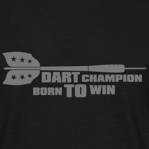 Dart Champion Shirt - Mannen T-shirt