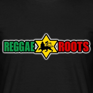 reggae roots Tee shirts - T-shirt Homme