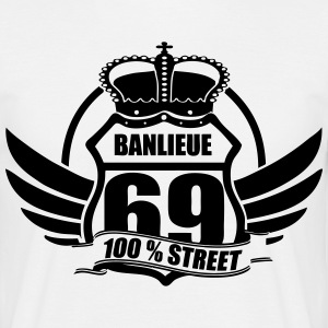 BANLIEUE 69 Tee shirts - T-shirt Homme