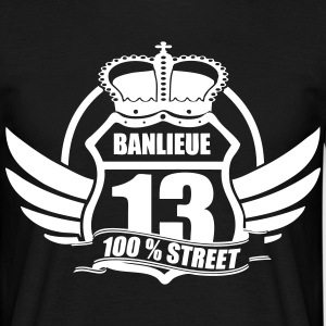 BANLIEUE 13 Tee shirts - T-shirt Homme