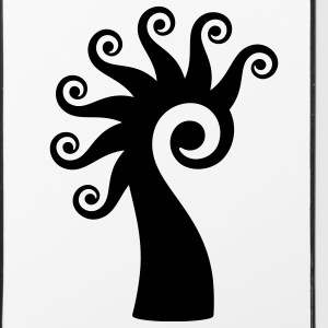 Curl Tree - iPhone 4/4s hard case