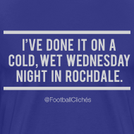 Design ~ Cold, Wet Wednesday in Rochdale