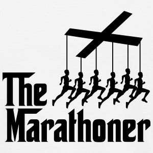 The Marathoner T-Shirts - Männer T-Shirt