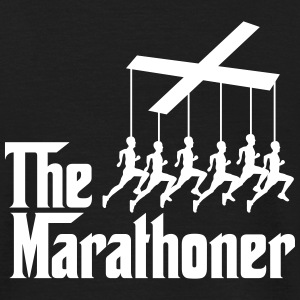 The Marathoner T-skjorter - T-skjorte for menn