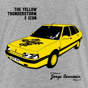 The Yellow Thunderstorm & Icon Enfant - T-shirt Premium Enfant