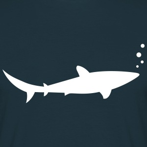 shark haai T-shirts - Mannen T-shirt