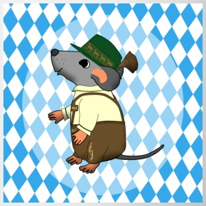 bavarian mouse 2 Flessen & bekers - Mok