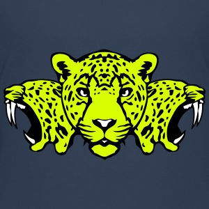 guepard face profil gueule animal sauvage Tee shirts - T-shirt Premium Ado