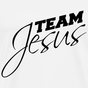Team Jesus T-Shirts - Men's Premium T-Shirt