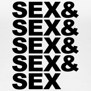 Sex T-Shirts - Women's Premium T-Shirt
