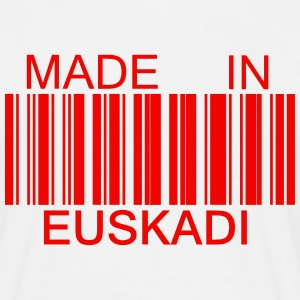 Made in Euskadi Tee shirts - T-shirt Homme