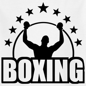 boxing Shirts - Teenage T-shirt
