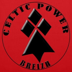 Celtic Power Breizh 4 Sacs et sacs à dos - Tote Bag