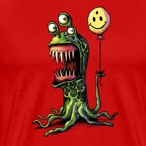 Happy Tentacle Monster