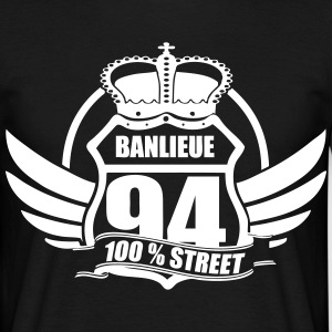 BANLIEUE 94 Tee shirts - T-shirt Homme