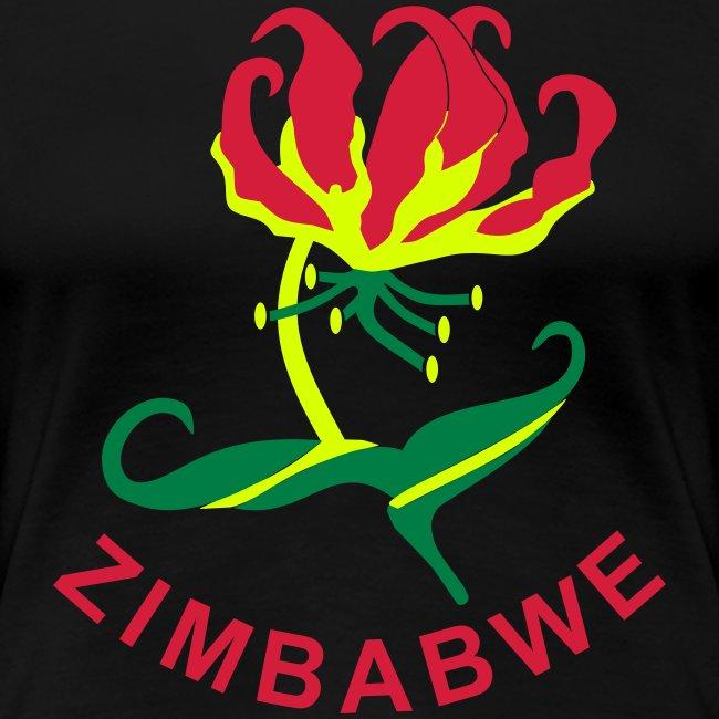 Flame Lily Zimbabwe