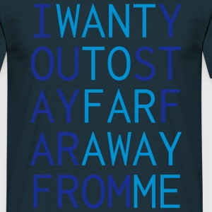 far_away T-Shirts - Men's T-Shirt