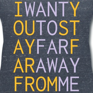 far_away T-Shirts - Women's V-Neck T-Shirt