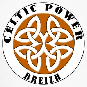 Celtic Power Breizh 3 Tee shirts manches longues - T-shirt baseball manches longues Homme
