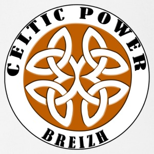 Celtic Power Breizh 3 Tee shirts - Body bébé bio manches courtes