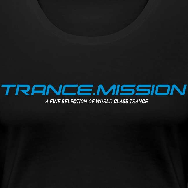 Trance.Mission (w) normal shirt (black)