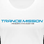 Motiv ~ Trance.Mission (w) normal shirt (white)