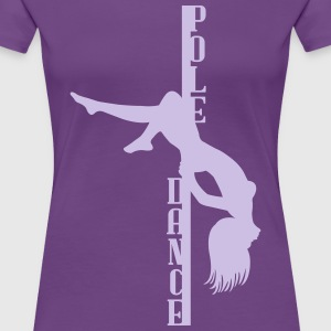 POLEDANCE - Frauen Premium T-Shirt
