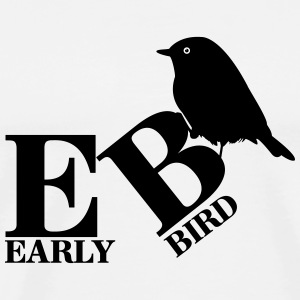 Early bird - Männer Premium T-Shirt