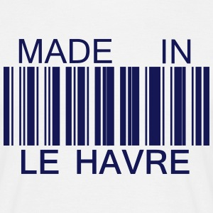 T shirt Made in le Havre - T-shirt Homme