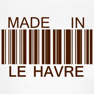 Veste Made in le Havre - T-shirt Femme