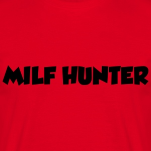 Milf Hunter T-shirts - Herre-T-shirt