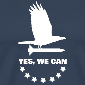 Yes, we can - Männer Premium T-Shirt