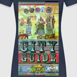 city-guide I T-Shirt T-Shirts - Frauen Premium T-Shirt