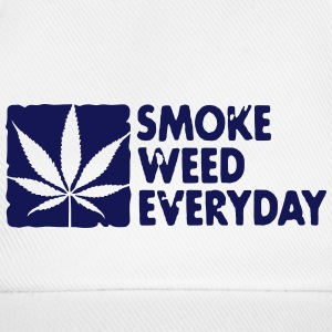 smoke weed everyday boxed Cappelli & Berretti - Cappello con visiera