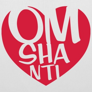 Om Shanti Bags & backpacks - Tote Bag