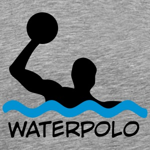waterpolo T-shirts - Mannen Premium T-shirt