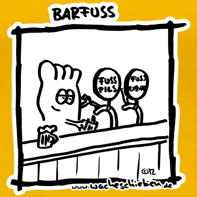 Barfuss (Frauen)