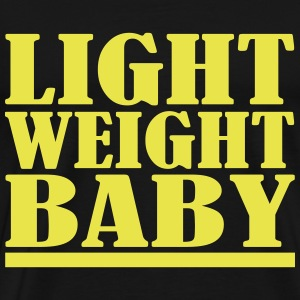 Light Weight Baby Camisetas - Camiseta premium hombre