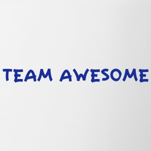 Team Awesome Flasker & krus - Kop/krus