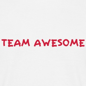 Team Awesome Tee shirts - T-shirt Homme