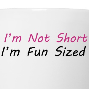 I'm Not Short Flaskor & muggar - Mugg