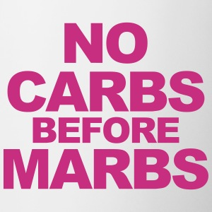No Carbs Before Marbs Flaskor & muggar - Mugg
