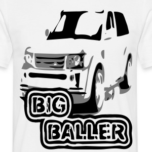 BIG BALLER T-shirts - Mannen T-shirt