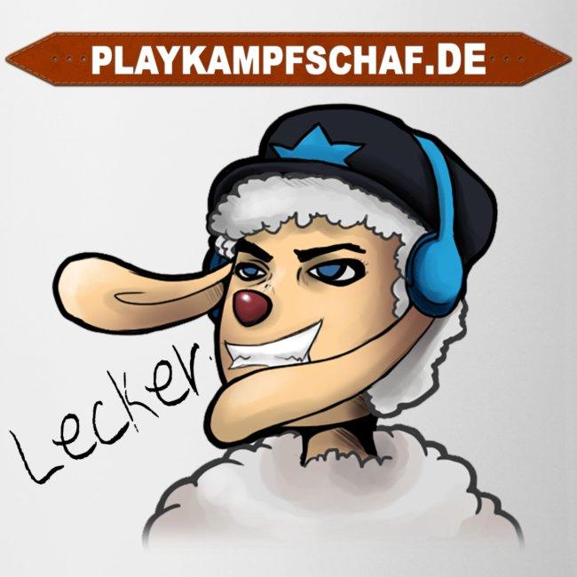 PlayKampfschaf - Tasse