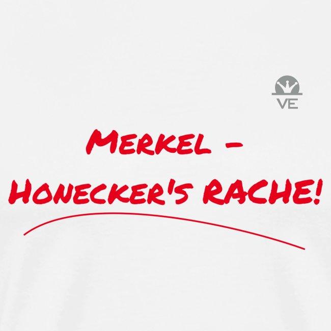 Wahlkampf 2013: Merkel - Honecker`s Rache!