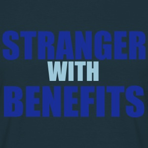 Stranger With Benefits T-shirts - Herre-T-shirt