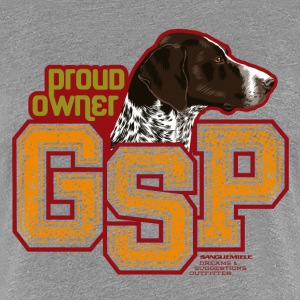 gsp_proud_owner T-Shirts - Women's Premium T-Shirt