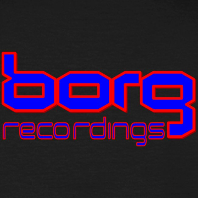 Defmix tee & Blue borg logo on back